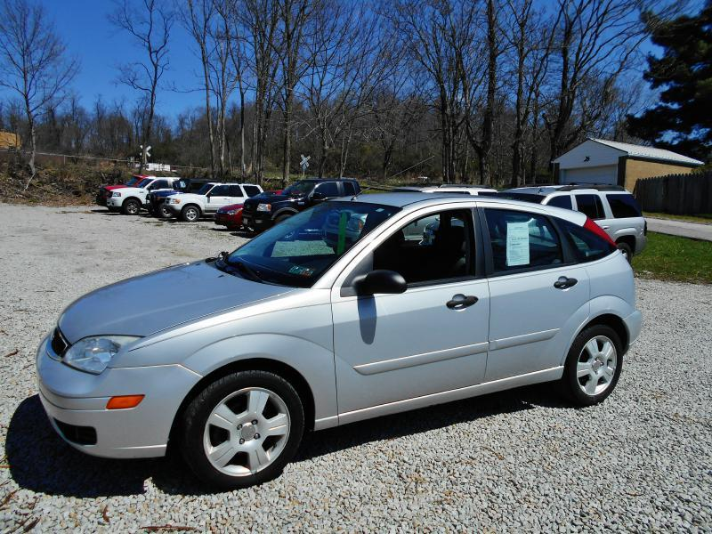 2007 ford focus zx5 in washington pa premiere auto sales. Black Bedroom Furniture Sets. Home Design Ideas