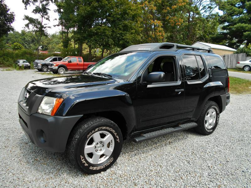 2008 nissan xterra off road in washington pa premiere auto sales. Black Bedroom Furniture Sets. Home Design Ideas