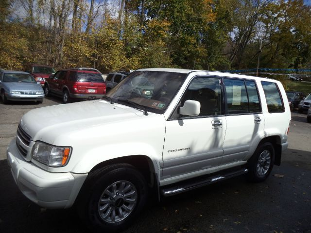 2002 Isuzu Trooper for sale in Washington PA