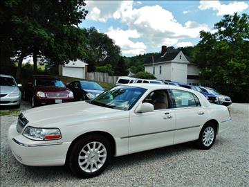 2006 Lincoln Town Car for sale in Washington, PA
