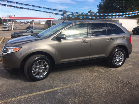 2013 Ford Edge for sale in Chatom, AL