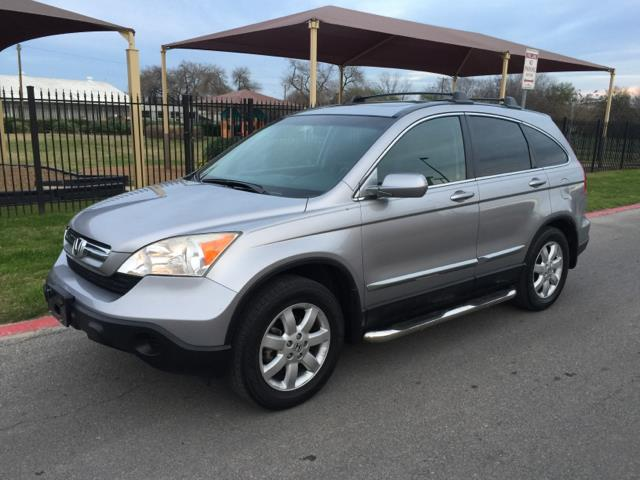 2007 honda cr v ex l w navi 4dr suv w navi in san antonio tx g m auto sales service. Black Bedroom Furniture Sets. Home Design Ideas