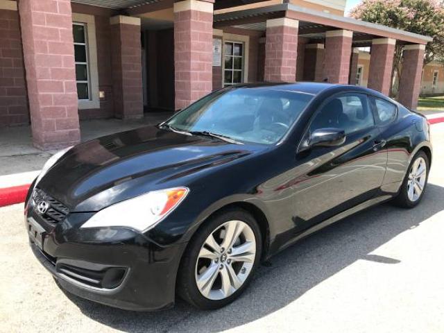 2010 Hyundai Genesis Coupe 2.0T Premium 2dr Coupe - San Antonio TX