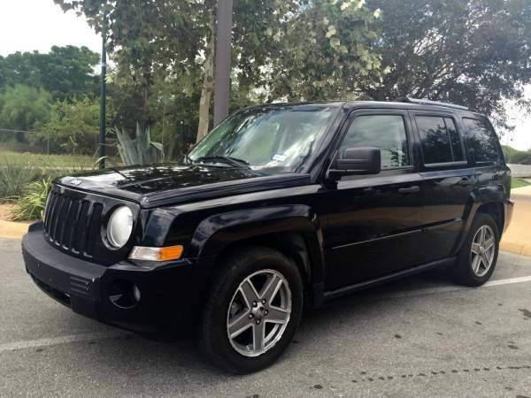 2007 jeep patriot limited 4x4 4dr suv in san antonio tx. Black Bedroom Furniture Sets. Home Design Ideas