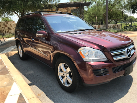 2007 Mercedes-Benz GL-Class for sale in San Antonio, TX
