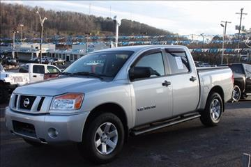 2008 nissan titan for sale memphis tn. Black Bedroom Furniture Sets. Home Design Ideas