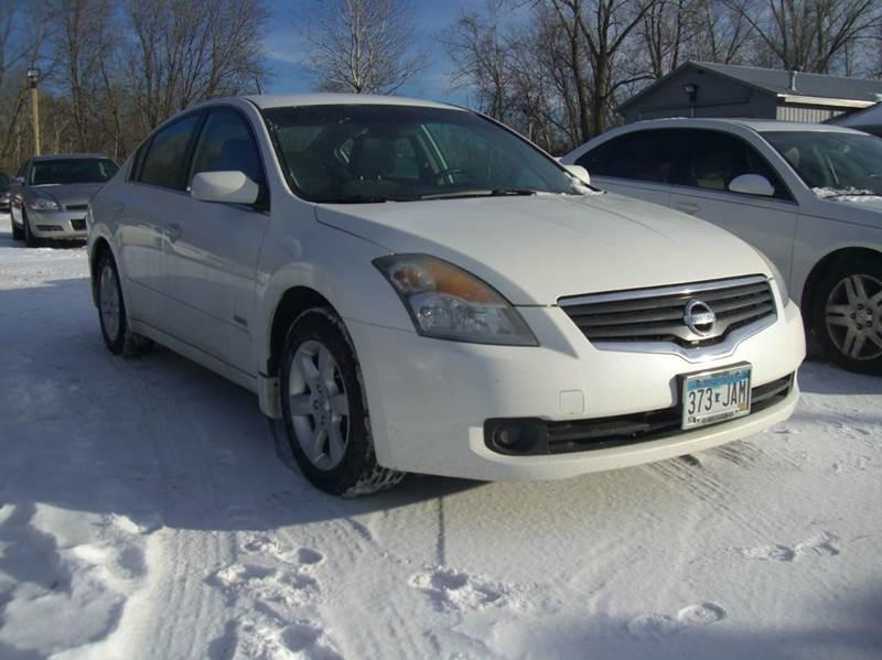 2009 Nissan Altima Hybrid For Sale In Detroit Mi Carsforsale Com