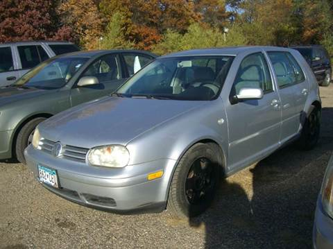 2002 Volkswagen Golf for sale in Ham Lake, MN