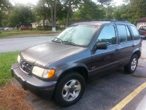 2000 Kia Sportage for sale in Mableton GA