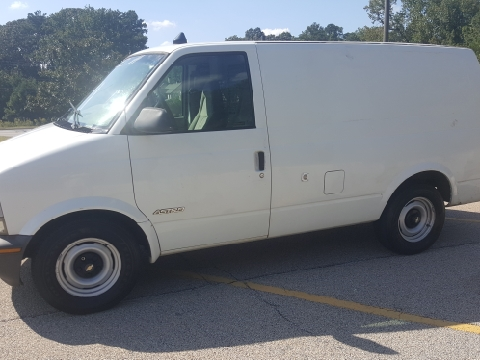 2000 Chevrolet Astro Cargo for sale in Mableton, GA