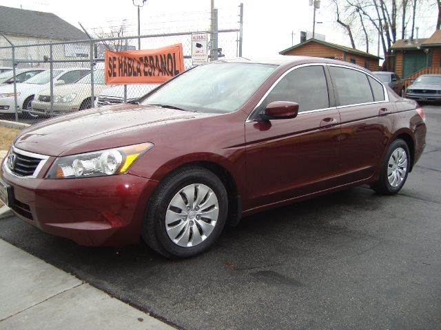 used 2009 honda accord lx 4dr in murray ut at brad 39 s cars