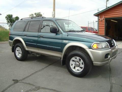 2003 Mitsubishi Montero Sport for sale in Murray, UT