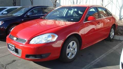 2011 Chevrolet Impala for sale in Murray, UT