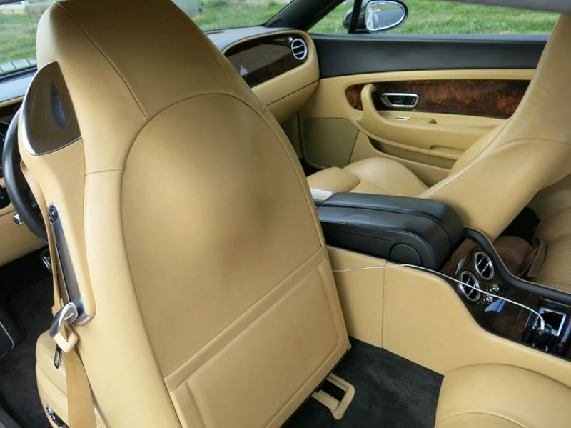 2005 Bentley Continental GT 2dr Turbo Coupe - Buxton Plaza IN