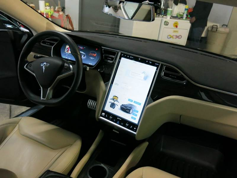 2015 Tesla Model S AWD P85D 4dr Liftback - Buxton Plaza IN