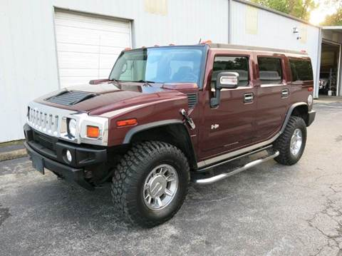 2007 HUMMER H2 for sale in Buxton Plaza, IN