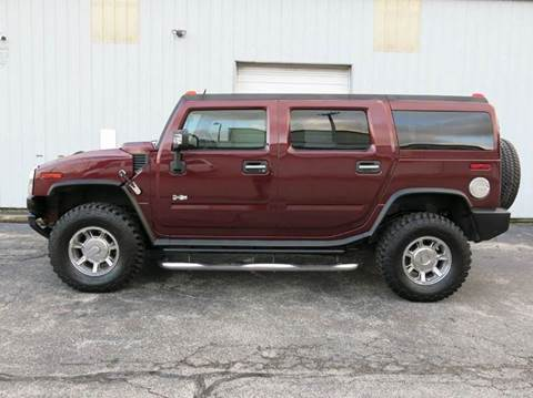 2007 HUMMER H2 for sale in Buxton Plaza IN