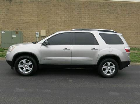 2007 GMC Acadia for sale in Buxton Plaza, IN