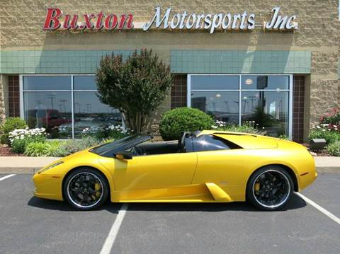 2006 Lamborghini Murcielago for sale in Buxton Plaza, IN