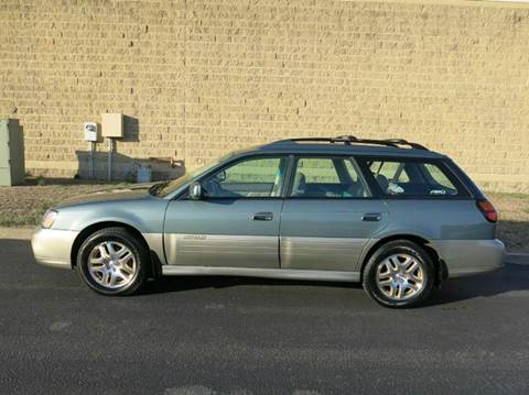 2001 Subaru Outback for sale in Buxton Plaza, IN