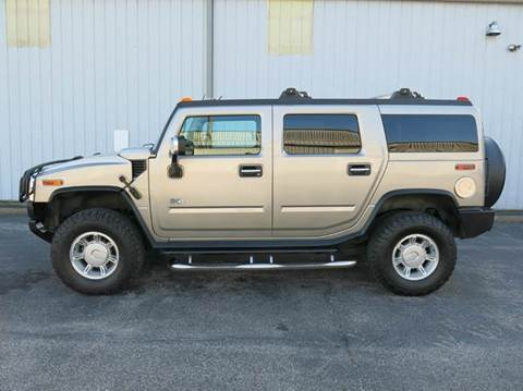 2003 HUMMER H2 for sale in Buxton Plaza IN