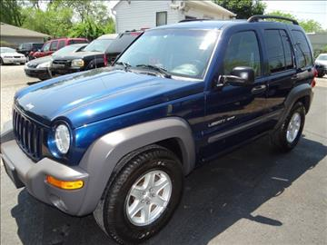 2002 Jeep Liberty for sale in Deer Park, NY