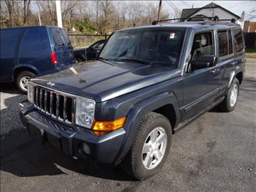 2007 Jeep Commander for sale in Deer Park, NY