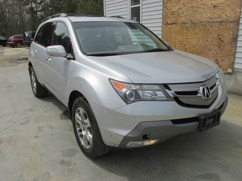 2007 Acura MDX for sale in Sanford, NC