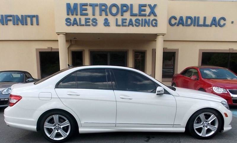 2011 Mercedes-Benz C-Class AWD C300 Luxury 4MATIC 4dr Sedan - Marietta GA