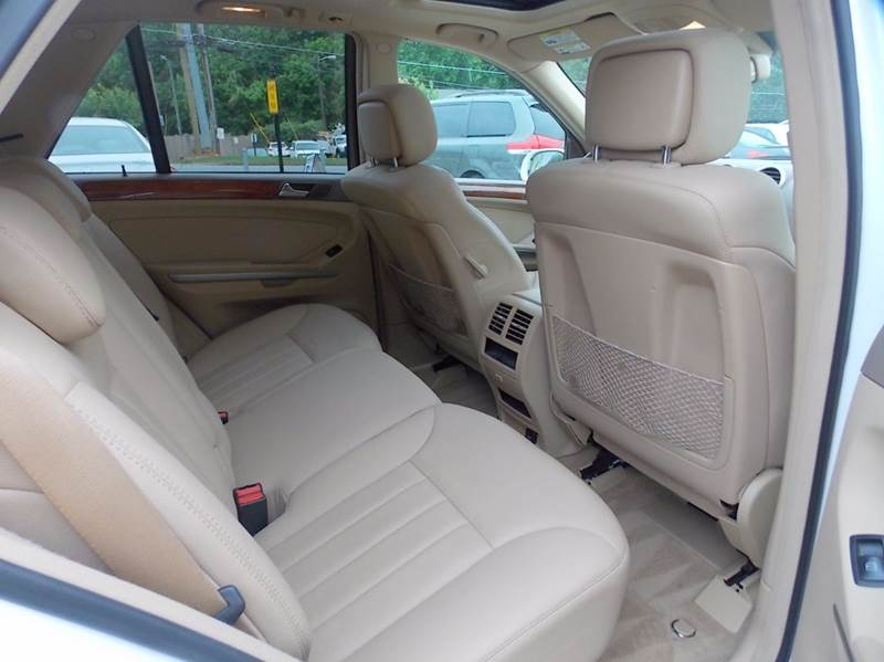 2007 Mercedes-Benz M-Class ML 350 AWD 4MATIC 4dr SUV - Marietta GA