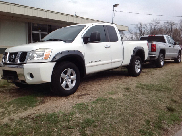 2007 nissan titan se ffv 4dr king cab 4wd sb in mexico mo mexico motors llc. Black Bedroom Furniture Sets. Home Design Ideas