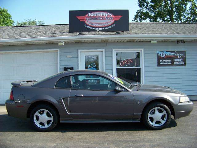 2003 Ford Mustang