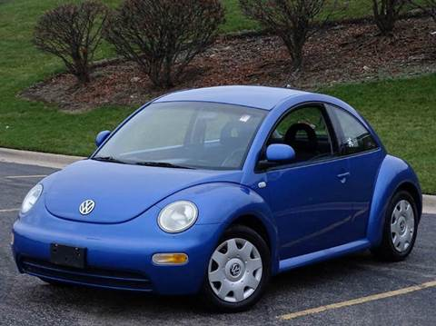 2000 Volkswagen New Beetle for sale in Addison, IL