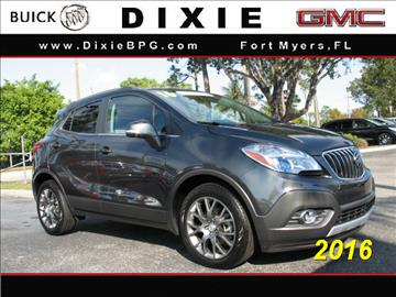 2016 Buick Encore for sale in Fort Myers, FL