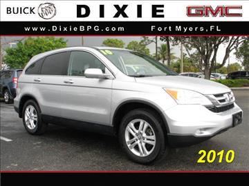 2010 Honda CR-V for sale in Fort Myers, FL