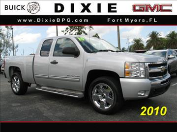 2010 Chevrolet Silverado 1500 for sale in Fort Myers, FL