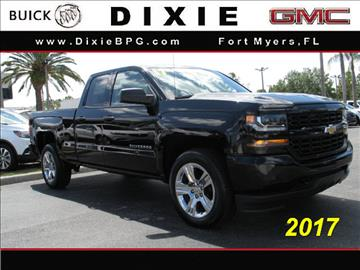 2017 Chevrolet Silverado 1500 for sale in Fort Myers, FL