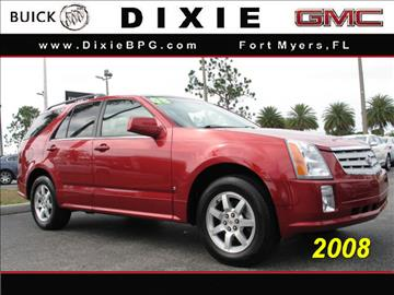 2008 Cadillac SRX for sale in Fort Myers, FL