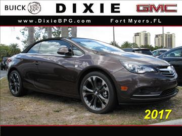 2017 Buick Cascada for sale in Fort Myers, FL