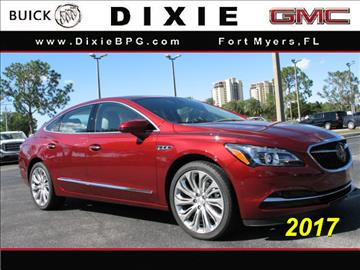 2017 Buick LaCrosse for sale in Fort Myers, FL