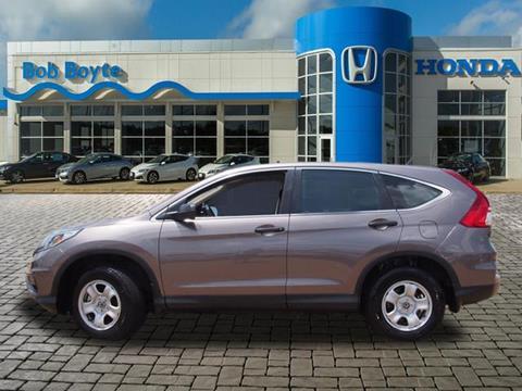 2015 Honda CR-V for sale in Brandon, MS