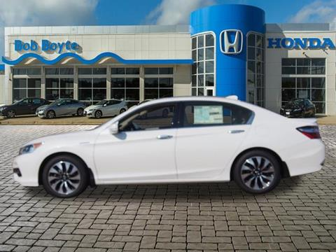 2017 Honda Accord Hybrid for sale in Brandon, MS