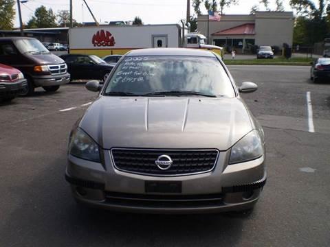 2005 Nissan Altima for sale in Bristol, CT