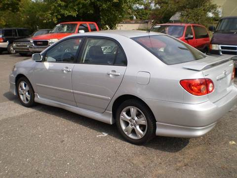 2005 Toyota Corolla for sale in Bristol CT