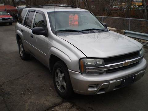 2006 Chevrolet TrailBlazer for sale in Bristol, CT