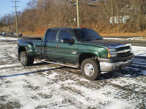 2003 Chevrolet Silverado 3500 for sale in Bristol CT