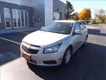 2013 Chevrolet Cruze for sale in Platteville, WI
