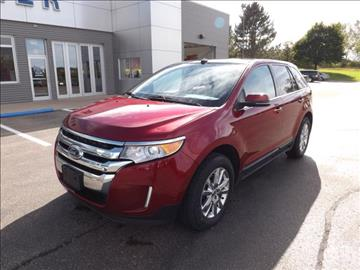 2013 Ford Edge for sale in Platteville, WI
