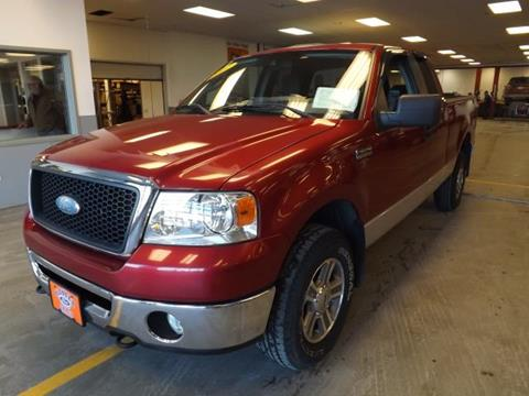 2007 Ford F-150 for sale in Platteville, WI