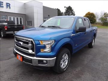 2016 Ford F-150 for sale in Platteville, WI